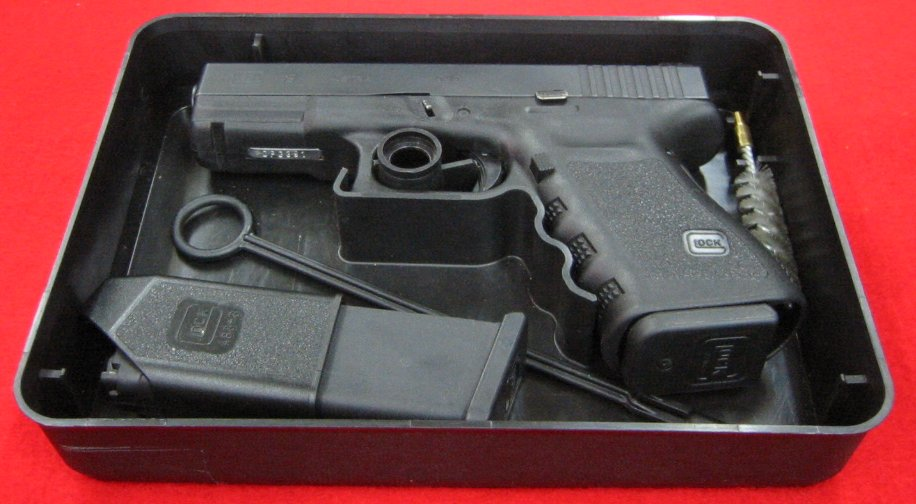 card shes box glock 19 box 9mm hydroshock ammo Glock 19