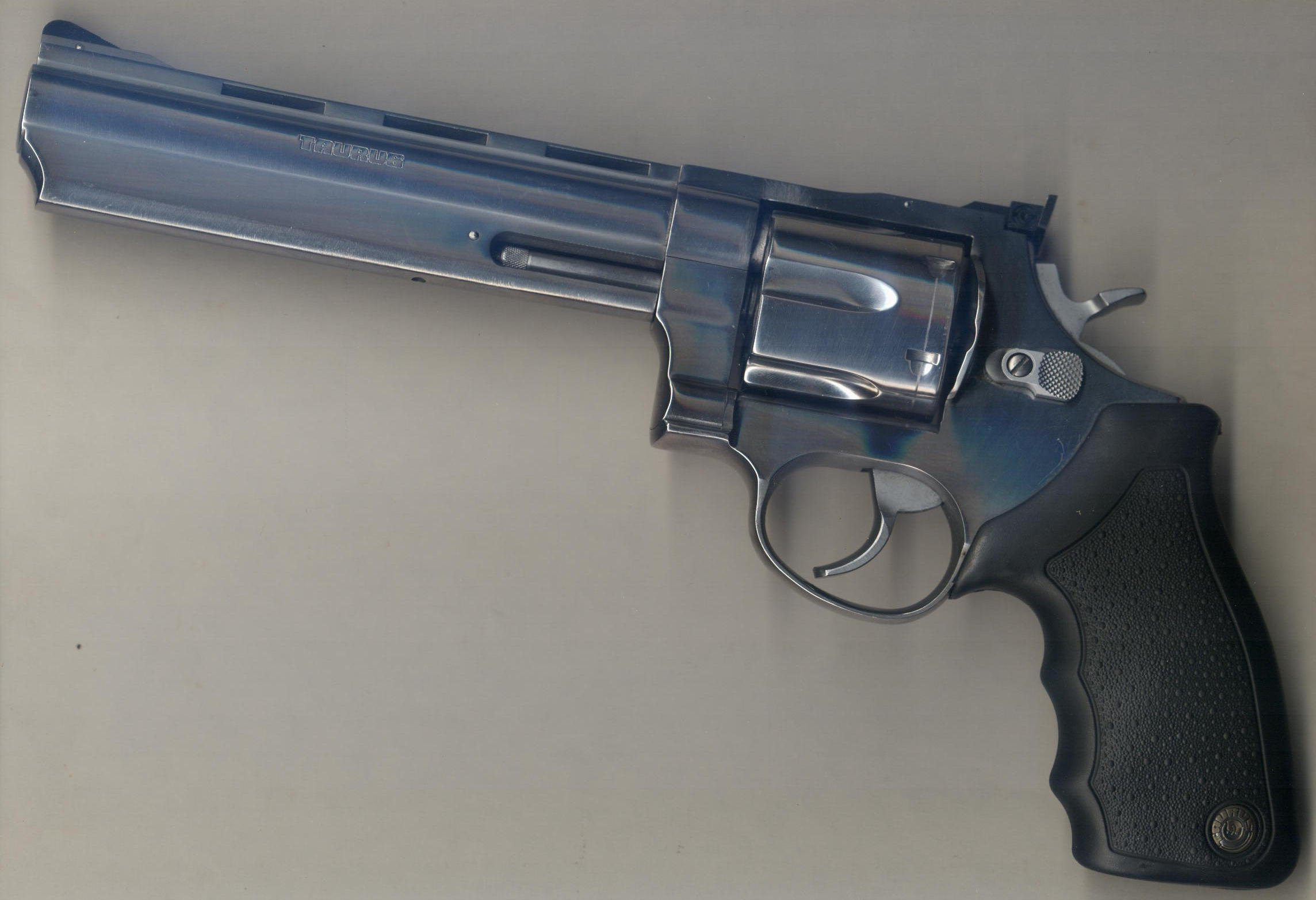 Related Pictures Taurus 44 Magnum 6 5 Hogue Grips