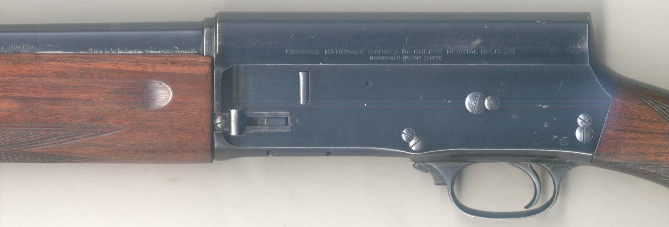 Browning auto 5 serial number search